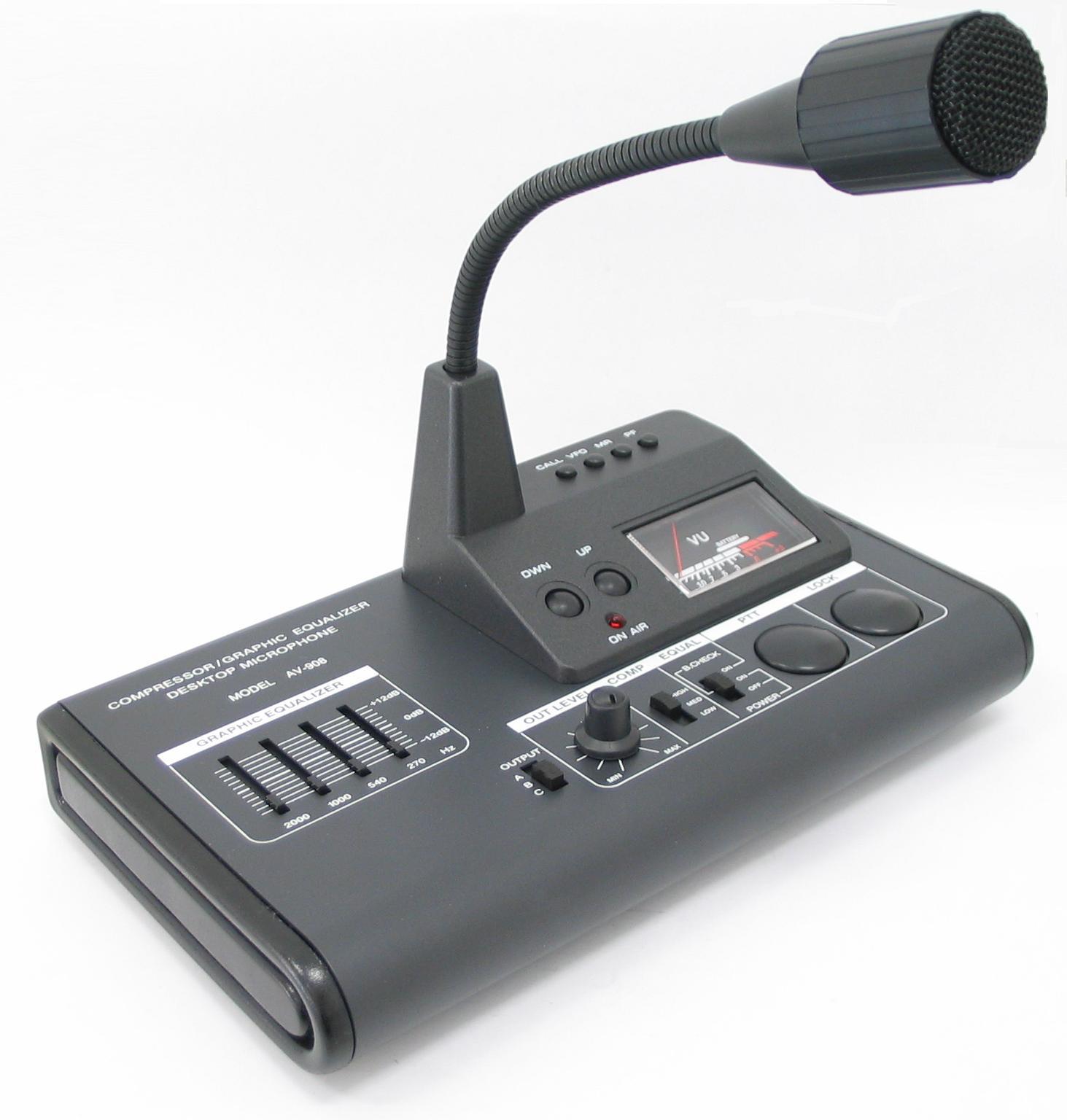 Proxel dm 6000 - Microfono da tavolo wireless ...